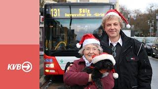 KVB Weihnachtsfilm | Oma Frieda und ihr verschwundener Hund Oskar