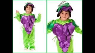 видеообзор на детский карнавальный костюм Виноград