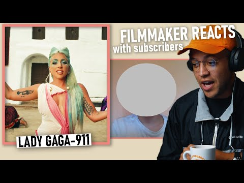 Lady Gaga - 911 | Filmmaker Reacts/Technical Review