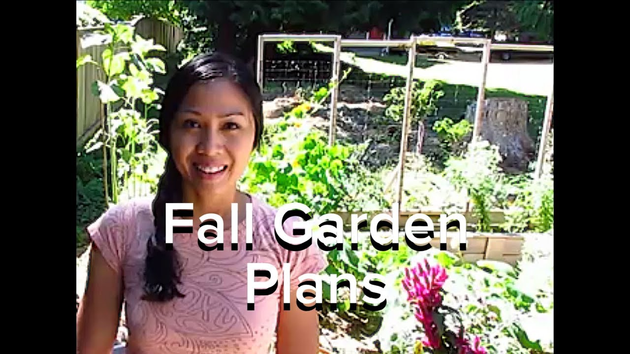 What To Plant for a Fall Vegetable Garden Tips