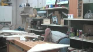 Part 6: Corner Cabinet Series From Mastering Woodworking With Charles Neil
