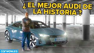 A FONDO AUDI E TRON GT // ¿Es el baby Taycan el mejor Audi de la historia?