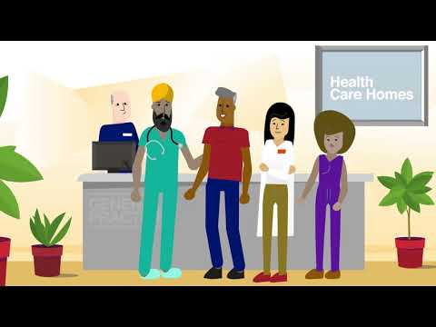 Department of Health | Health Care Homes—Health professionals