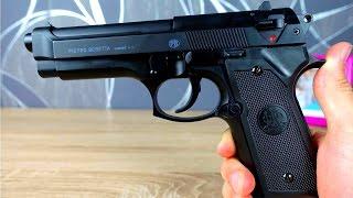 Softair Beretta 92 | Test schießen und Review