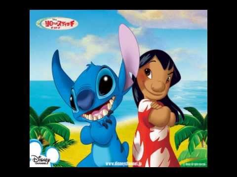 Lilo & Stitch Aloha E Komo Mai