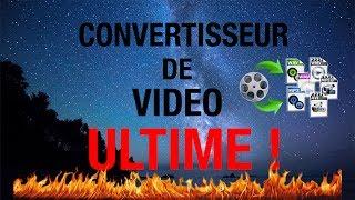 Comment changer le format d'une vidéo ?  | Video Converter Ultimate