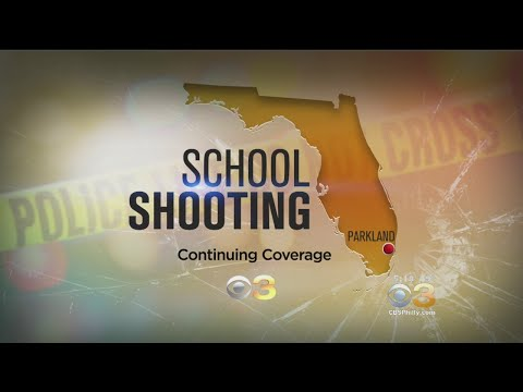 CBS Miami: At Least 7 Dead In Florida High School Shooting