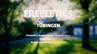 Freeletics Crew Tour 2017 | Tübingen, Germany