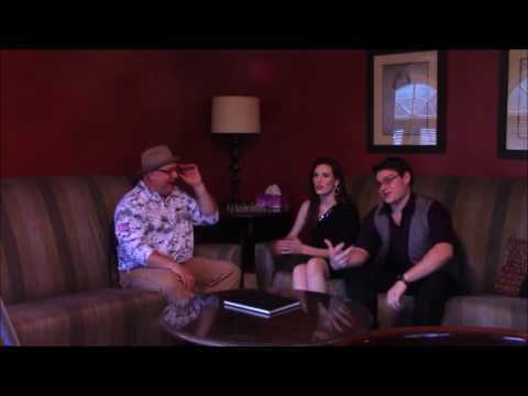 Trinity River Band interview - Sarah and Josh Harris for Song of the Mountains