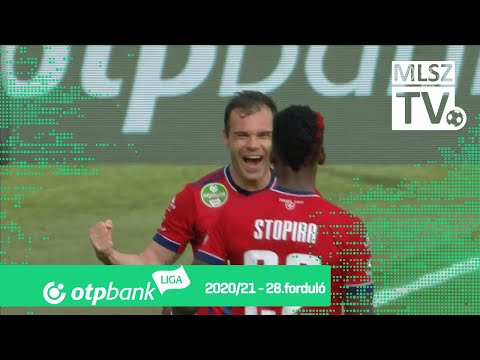 MOL Vidi Ujpest Goals And Highlights