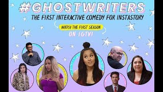 #Ghostwriters Season 1