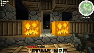 Minecraft: The Survival Project #4 Its Getting Dark