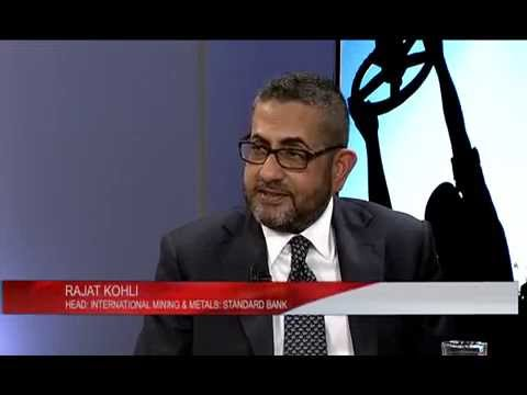 News Leader with Rajat Kohli, Head: International Mining and Metals : Standard Bank - 02 Feb 2015