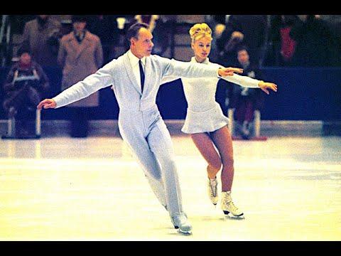 Советские и российские пары - чемпионы мира по фигурному катанию