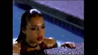 Jessica Alba Dark Angel promo commercial