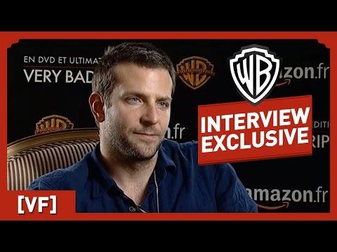 Very Bad Trip 2 - Interview Bradley Cooper avec Amazon.fr et warnerbros.fr (VF)