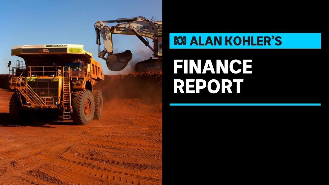 Iron ore price continues to surge as Australian shares start Monday on a high | Finance Report – ABC News (Australia)