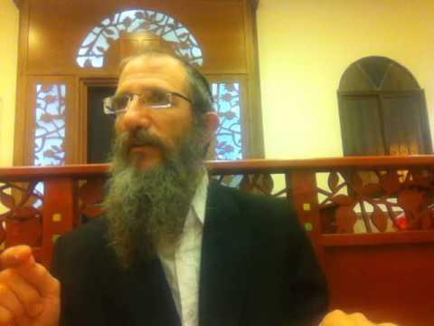 הרב ברוך וילהלם - תניא - ליקוטי אמרים - המשך פרק יג