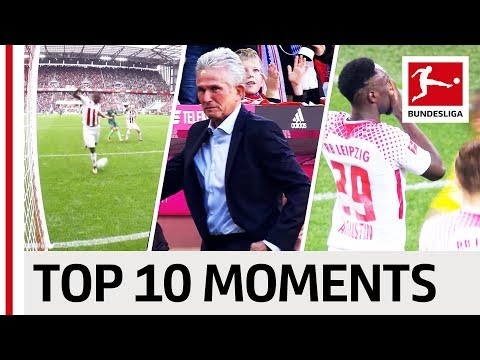 Top 10 Moments October - The Miss of the Season, Jupp Heynckes Returns to Bayern & More