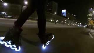 Fothon Wheels - I Love Rolki - Nightskating Warszawa