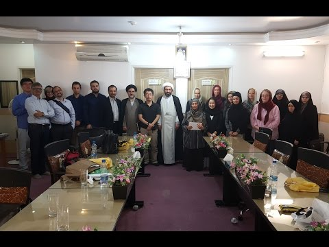 Characteristics of Shia Islam and Q & A by Sheikh Dr Shomali, 30th August 2016, Qum