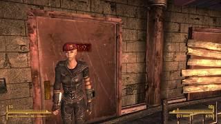 Все оружие и тяжелая броня Fallout: New Vegas в одной комнате Новака