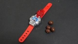 ウルトラマンナイス GOKAZOKU隊セット Ultraman Nice toy