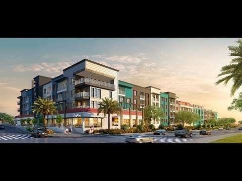 The Mercer Luxury Apartments - Opening Early 2017