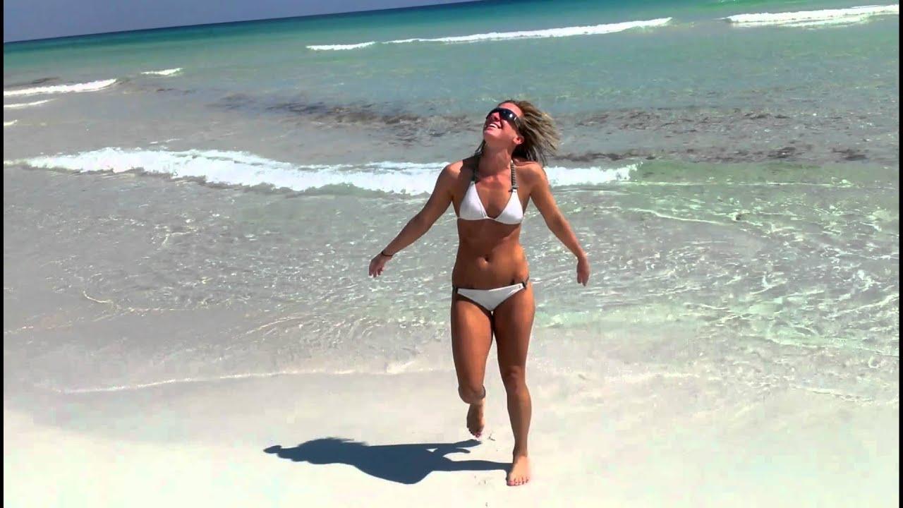 hot chicks on beach