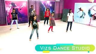 Urvashi Dance Choreography | Shahid Kapoor | Yo Yo Honey Singh | Vizs Dance Studio