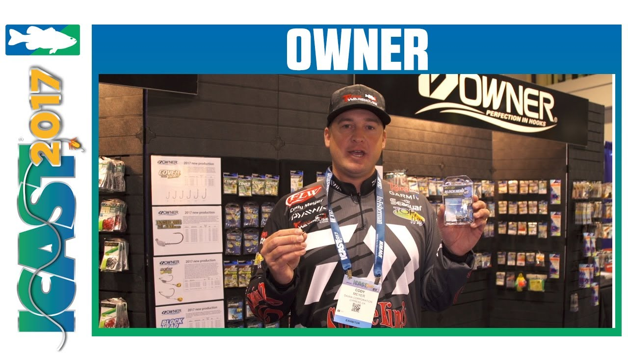 Owner Block Head (Ned Head) with Cody Meyer | ICAST 2017