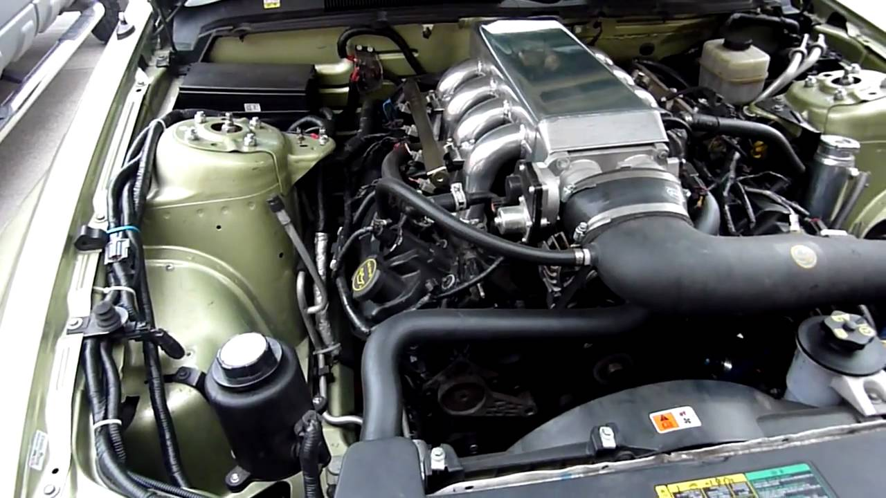 Flapjack S 5 4l 3v S197 E85 Mustang Youtube