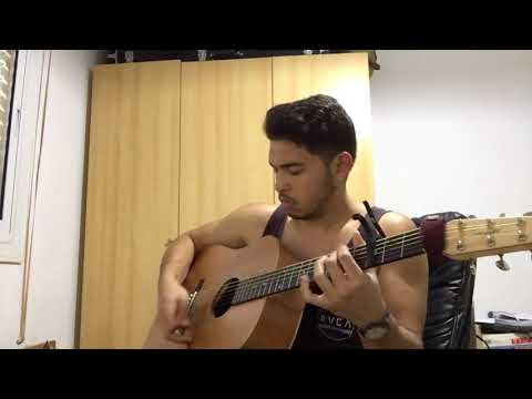 Let You Fall - Omer Netzer (Cover by Adam Lopez Muallem)