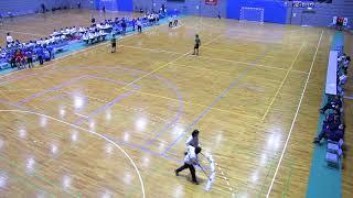 大会準決勝1 (女子) 芦城(石川県)× 東久留米西(東京都)