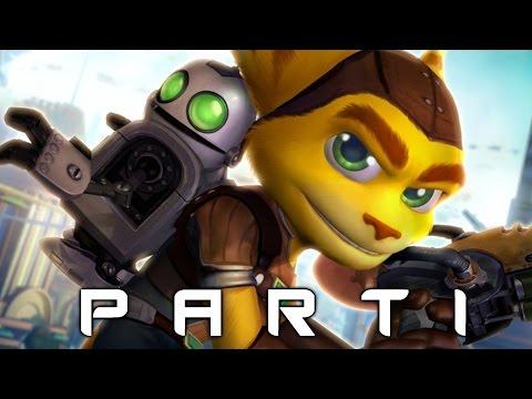 Ratchet and Clank Walkthrough Gameplay Part 1 - Nostalgia (2016 PS4)
