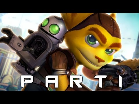 Ratchet and Clank Gameplay Walkthrough Part 1 - Playstation 2 Lets Play