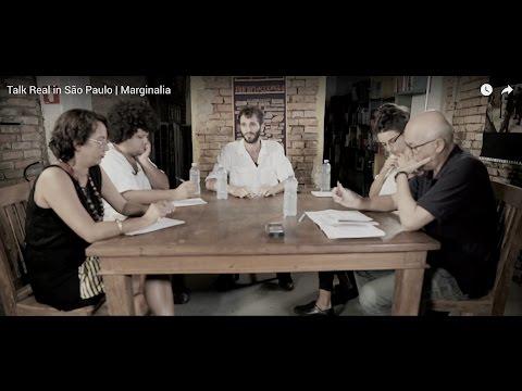 MARGINALIA (Talk Real São Paulo)