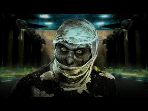 Atmosfear - Khufu the Mummy (DVD board game)