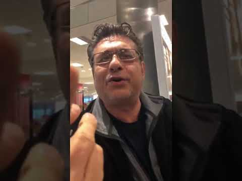 Brooke Morrison - Watch This Dallas Man Throw A Racist Tantrum In The Mall