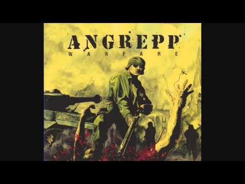 "ANGREPP (Sweden) ""Warfare"" (Abyss Records 2010) Full Album"