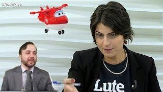 Manuela Davila defende genocidas