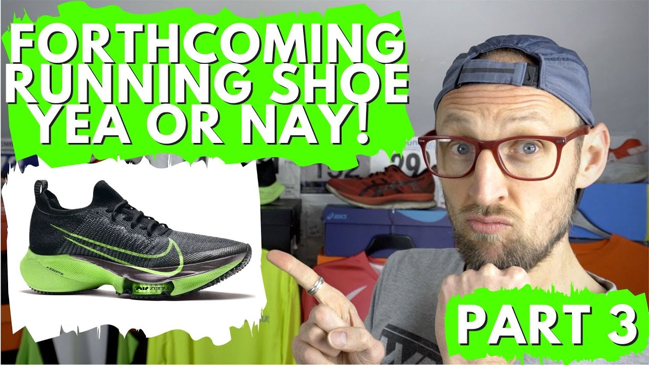 Anotar violinista ambiente  Should you get these running shoes? Pt 3 | Running Shoe Yea or Nay | Nike  Tempo Next% | eddbud - YouTube