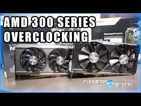 Overclocking AMD's R9 390 & R9 380 - Benchmark - YouTube
