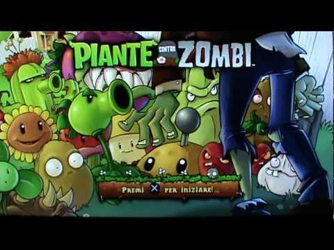 Introduzione di Piante contro Zombie - YouTube