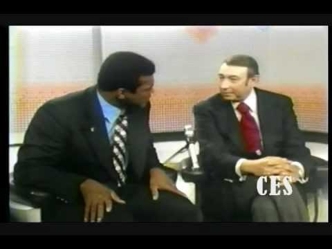 Muhammad Ali And Howard Cossel Interview