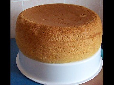 Торт на мультиварке на лимонаде в