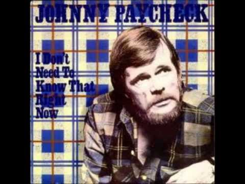 Old violin Johnny Paycheck