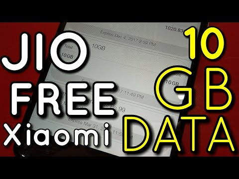 Jio Dhamaka 10GB Data for Free Sabhi Xiaomi 4G Phones par | Hindi - हिंदी