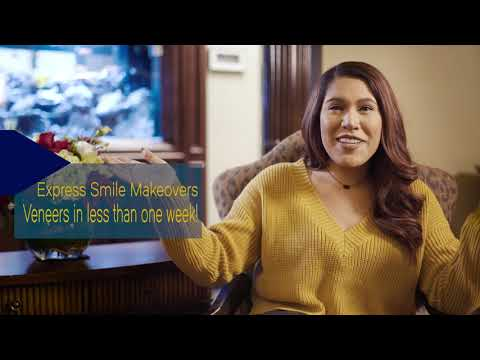Eva describes how Smile Makeover changed her life.