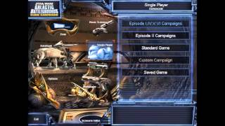 Star Wars Galactic Battlegrounds: Clone Campaigns Video Capture Test